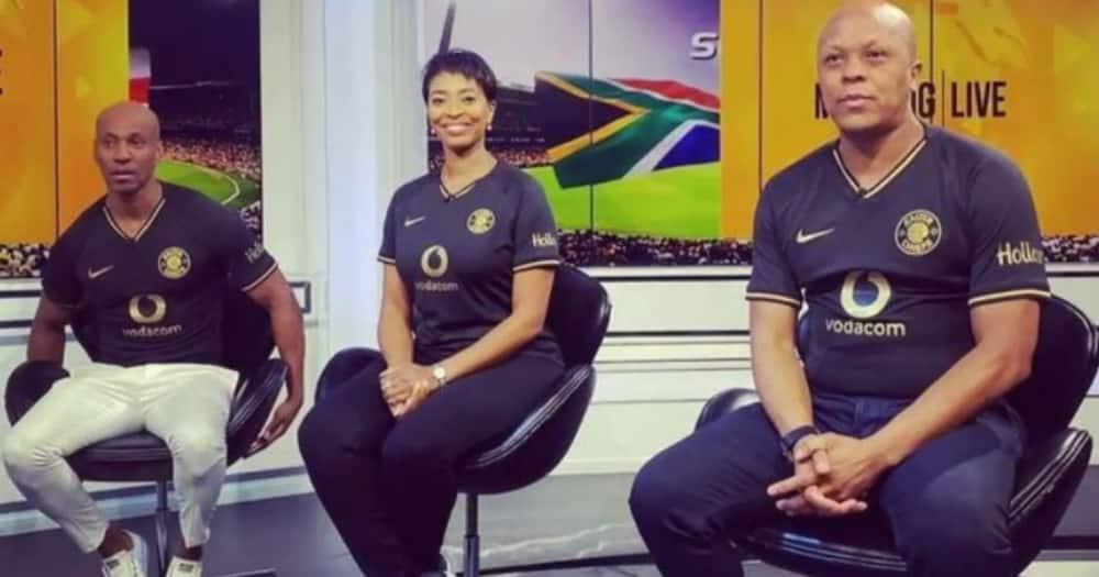 Kaizer Chiefs, Jessica Motaung, Director, Facts