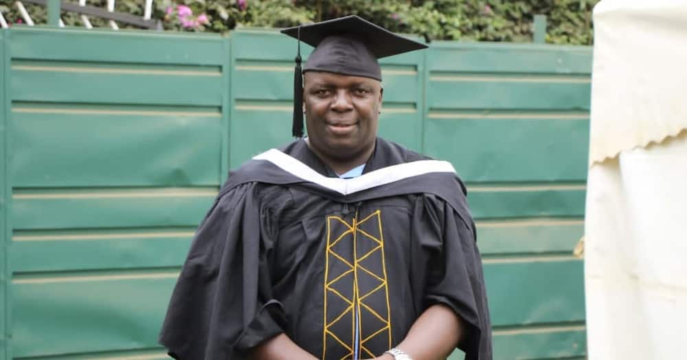 Nyamlori spent 22 years in different primary schools.
