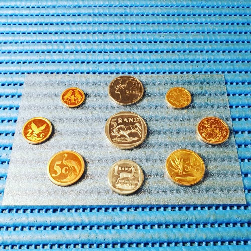 SA coins price list 2021