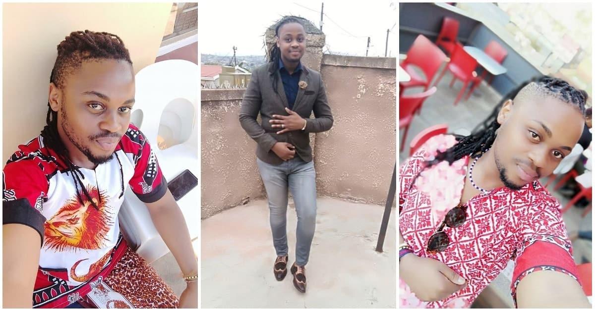 Meet Thando Khambule, a modern-day sangoma who loves fashion