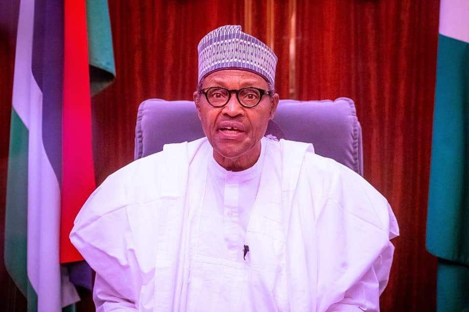 President Muhammadu Buhari speech