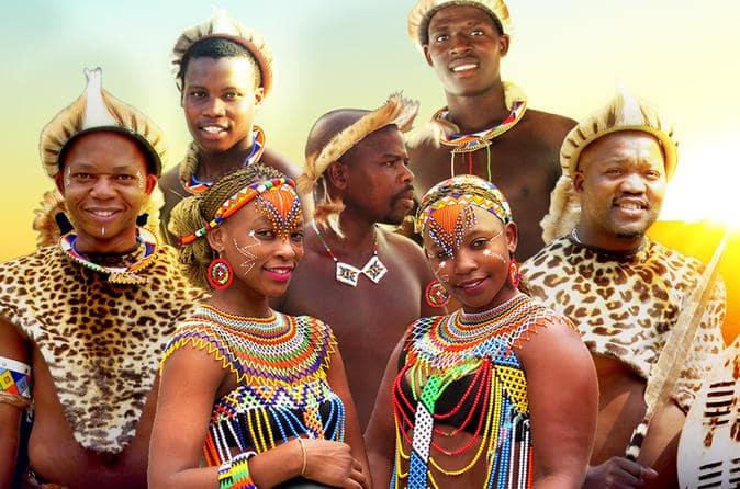 Zulu traditional weddi...