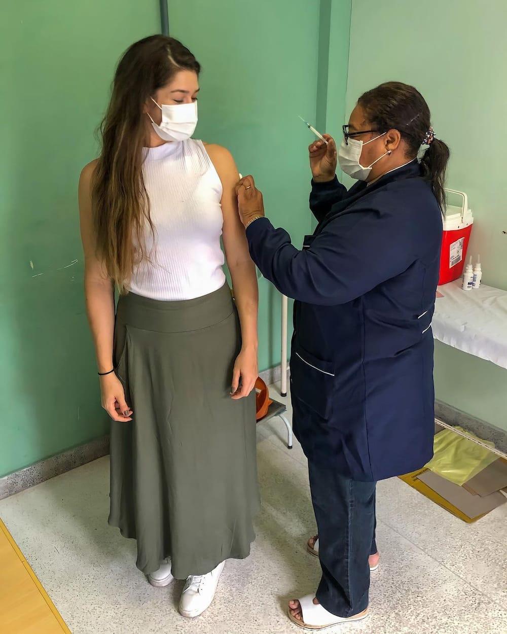 How COVID-19 Vaccine AstraZeneca is given?