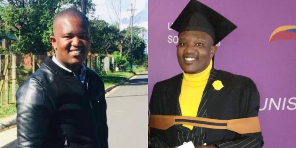 Exclusive: Local Man Who Took 5 Years to Get a Degree Shares What Motivated Him