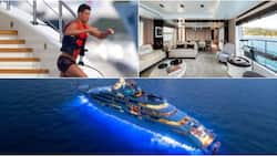 Cristiano Ronaldo, Tiger Woods: Sports stars who own expensive private yachts