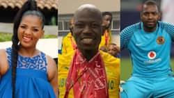 Sports round up: Royal AM chaos, Hlompho Kekana says goodbye and Khune flexes