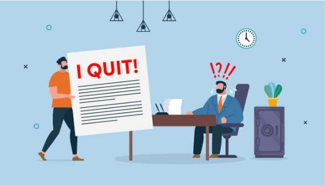 Resignation Letter South Africa The Right Way To Quit Your Job With A
