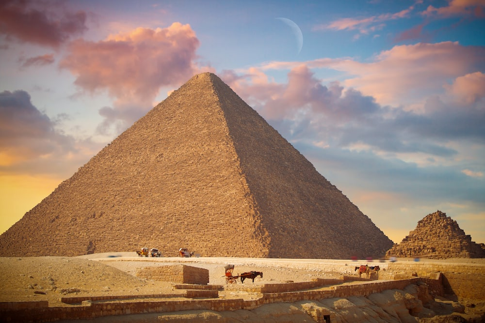 12 famous wonders of the world