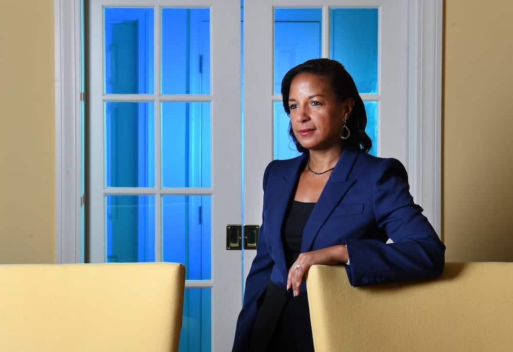 Famous black women politicians