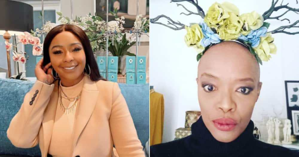 Boity vs Kuli Roberts: Fans dig up an old video of a past feud