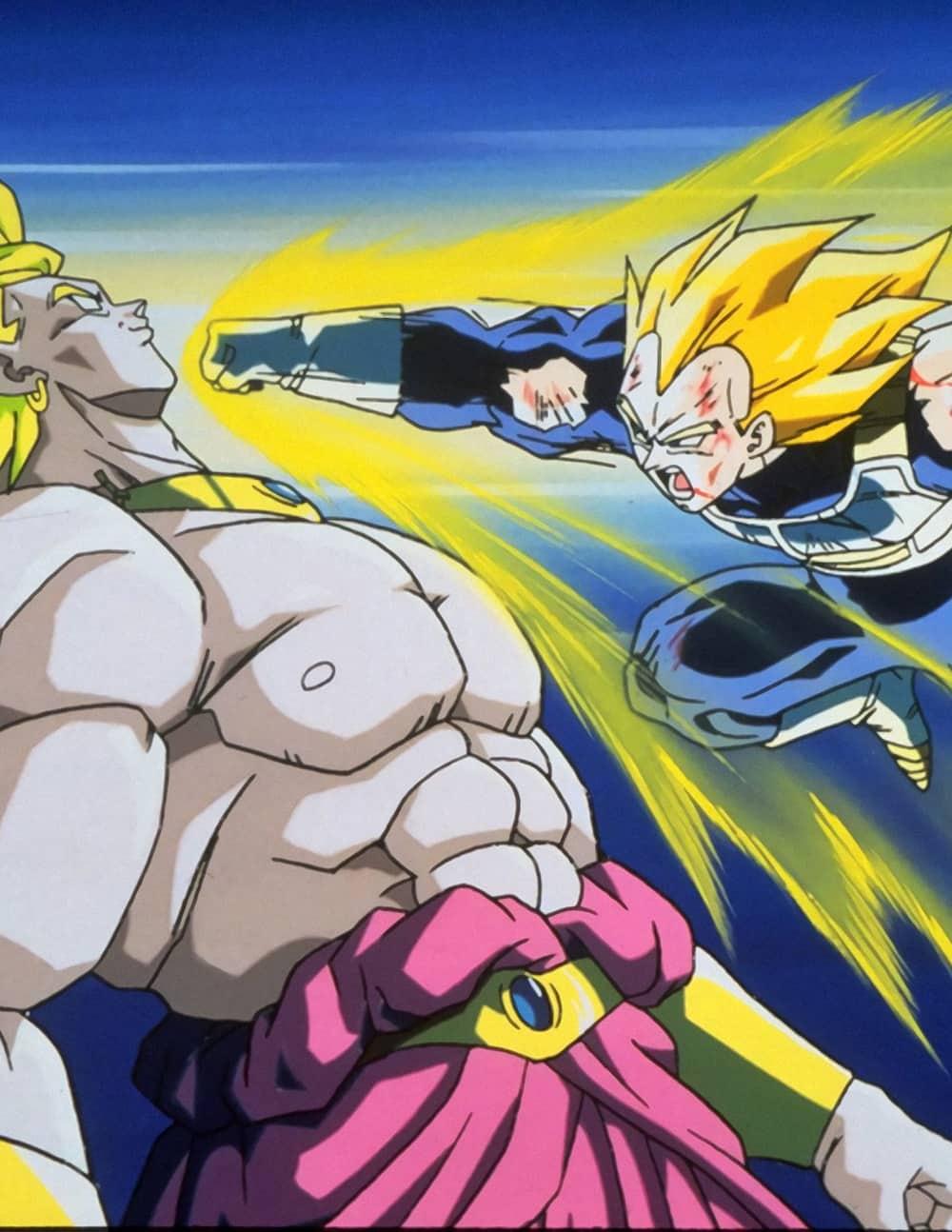 When does Goku go Super Saiyan