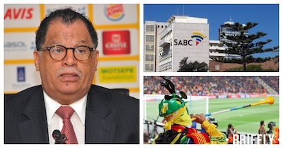 SABC's offer for Bafana rights was discourteous fumes Danny Jordaan