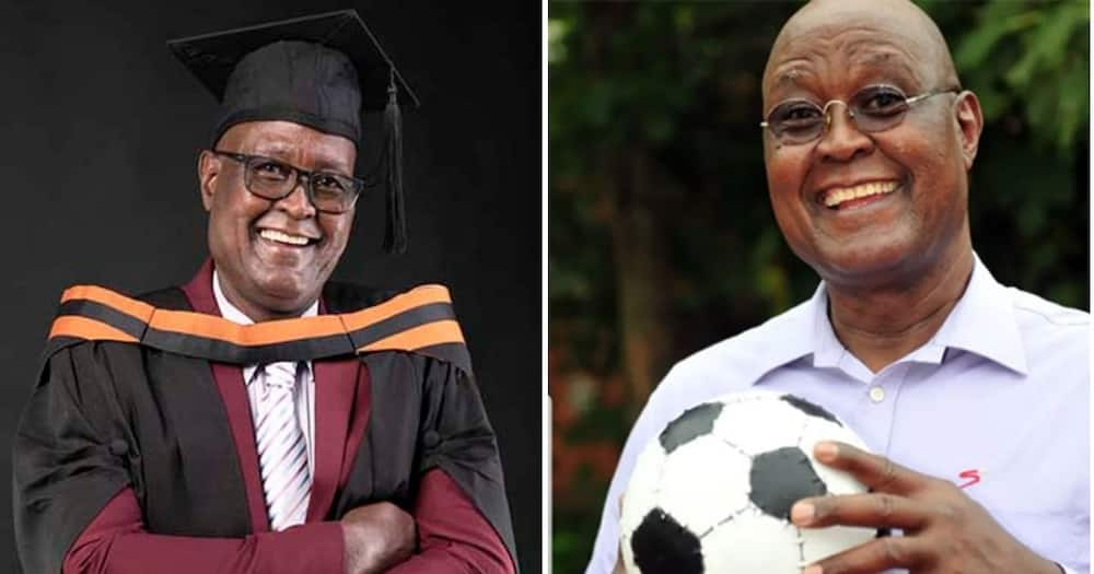 Legendary broadcaster Zama Masondo has just qualified with a Master of Arts in African Languages from the University of South Africa. Image: @UNISA