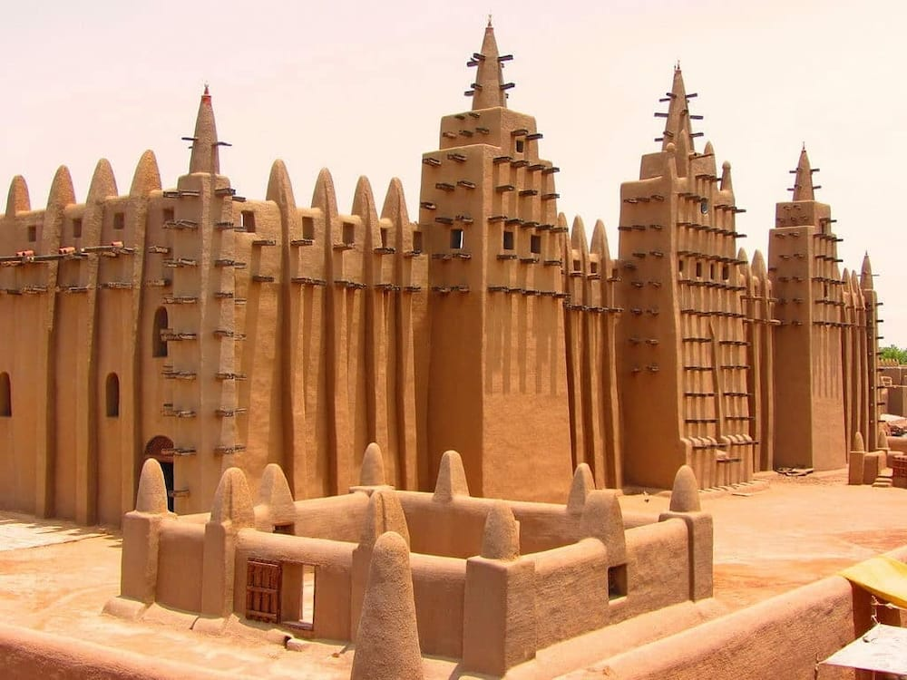 Oldest castles in Africa