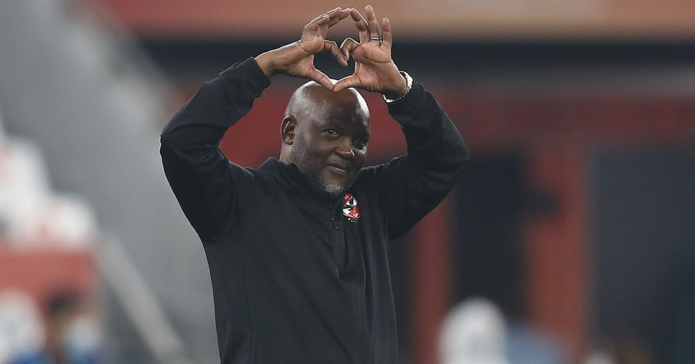 Pitso Mosimane, Bafana Bafana, legends, love, Al Ahly, coach