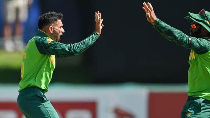 Proteas win comfortably against Ireland in T20, led by Tabraiz Shamsi