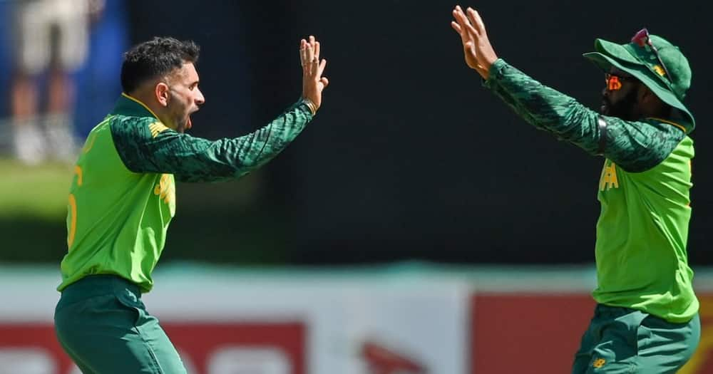 Proteas, Ireland, T20, Tabraiz Shamsi, bowling