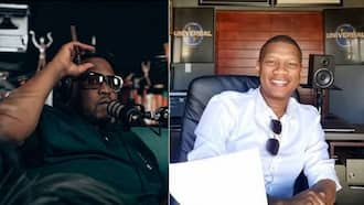 """Old video of ProVerb & Stogie T's rap battle surfaces: """"ProVerb ate Stogie T up"""""""