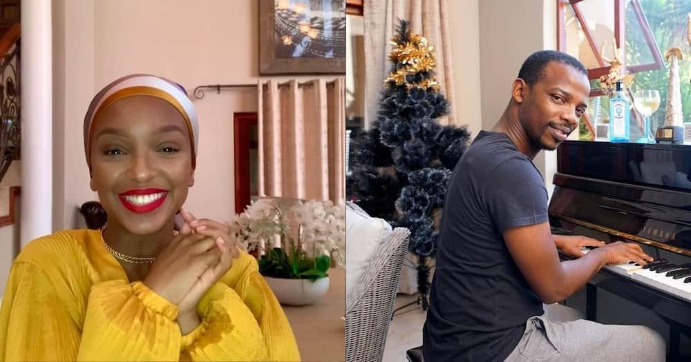 Nandi Madida and Zakes Bantwini Celebrate Daughter's 2nd Birthday