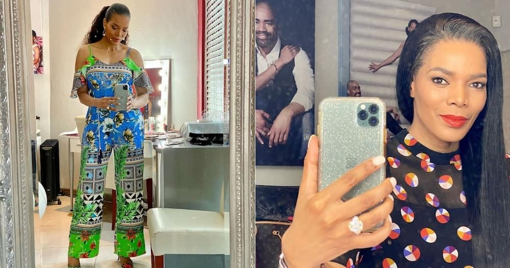 Connie and Shona Ferguson celebrate 19 years of unconditional love
