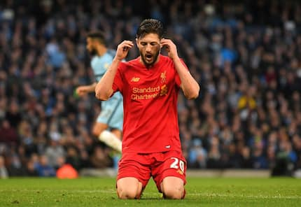 Liverpool fans blast Adam Lallana for the Reds Champions League defeat to Red Star Belgrade