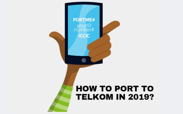 How to port to telkom in 2019?