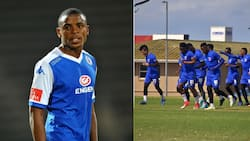 Chippa United make a call on experienced defender Thamsanqa Teyise