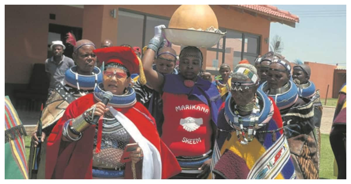 Ndebele artists honoured for their charity work and generous hearts