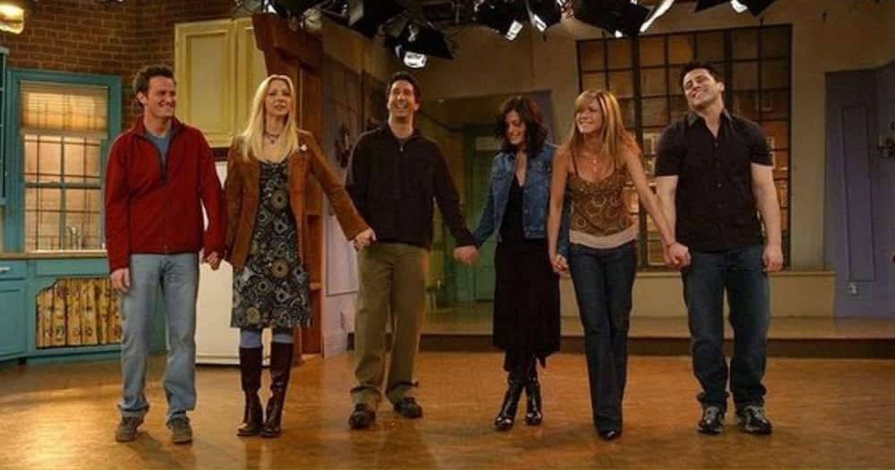 'Friends' Producers Say They Did Not Mean to Have 'All White' Cast