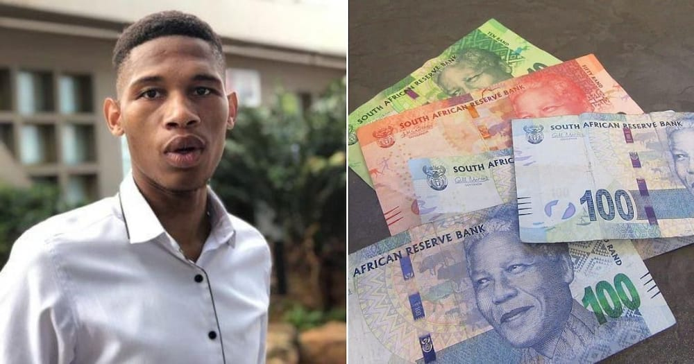 Honest man returns R9 000 that was accidentally paid into his account