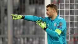 FIFA The Best: Bayern Munich Manuel Neuer named best goalkeeper of the year