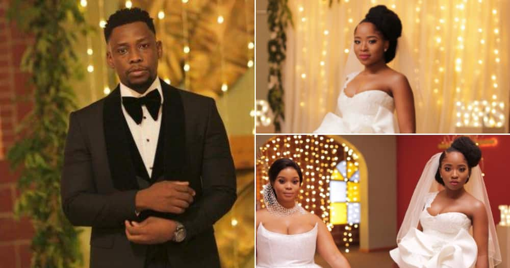 Uzalo's Sbonelo's learning quickly that 2 wives require a lot of energy