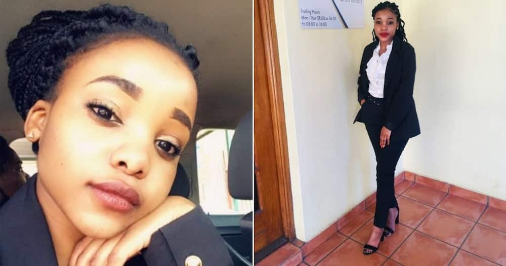 Beautiful woman opens up about why she decided to become a lawyer