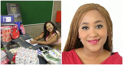 Meet Tumi - from single and struggling to thriving businesswoman