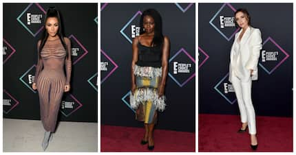 3 of the best and worst dressed E! People's Choice Awards celebrities