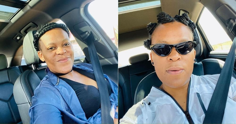 Zodwa Wabantu lets her naysayers know she refuses to cover up