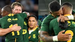 Springboks take 1st Test place away from All Blacks after stunning match