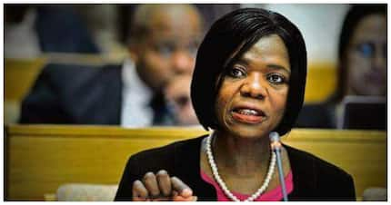 Madonsela to Ramaphosa: Voters need to know where parties get their money from