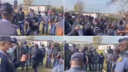 'Where are the police?': Video of SAPS members dancing causes mixed reactions