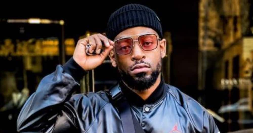 Prince Kaybee moans about lack of recognition and peeps react