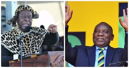 Zulu king wants assurance that Ingonyama Trust land won't be used for land reform
