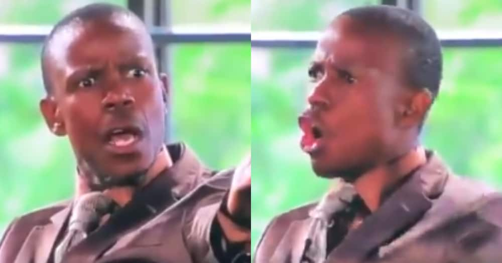 Hashtag Amabishop Trends as Mzansi Reflects on Pastor Mboro Interview