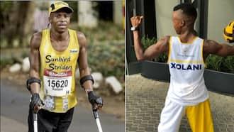 """RIP Xolani"": Heartbreak as beloved amputee athlete Xolani Luvuno passes away"