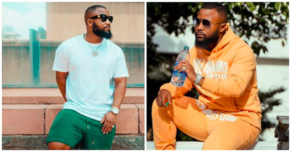 Cassper Nyovest gloats as his new track Angisho Guys tops charts