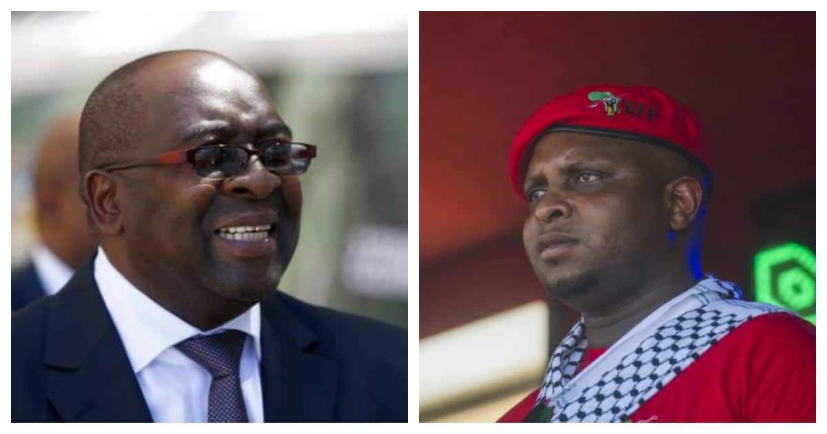The EFF will accept Finance Minister Nene's apology - if he resigns