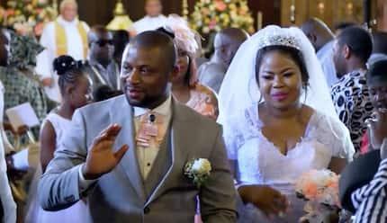 OPW couple's money dance has Mzansi going crazy