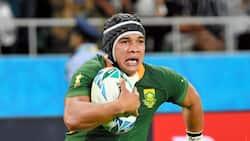 Cheslin Kolbe is confident Springboks will win against British & Irish Lions