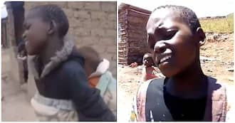 Rural girl with voice of an angel finally traced and Mzansi salutes