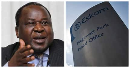 Finance Minister Tito Mboweni: Eskom needs to cut 30 000 jobs