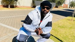 """Brenda Fassie's son Bongani Fassie is working on new music: """"Welcome back"""""""